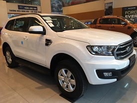 FORD EVEREST Ambient  AT 4x2